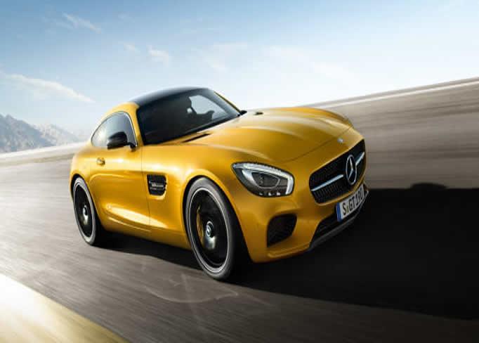 rent Mercedes-AMG-GT