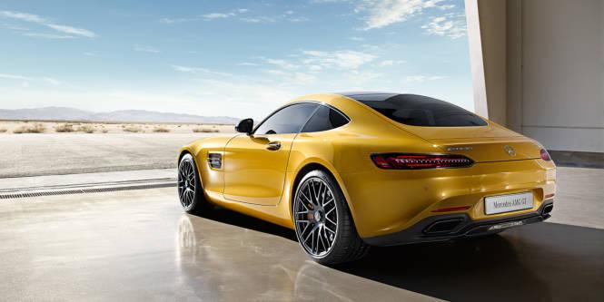 hire Mercedes-AMG-GT