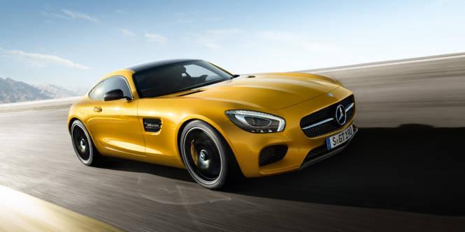 aluguel Mercedes-AMG-GT