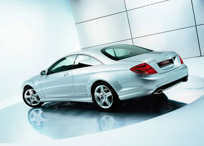 hire Mercedes-CL-500