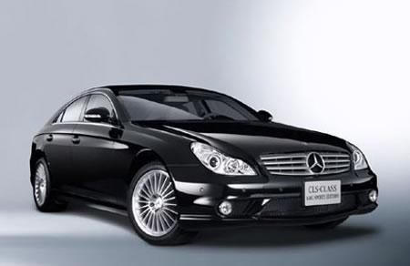 hire Mercedes-CLS-350