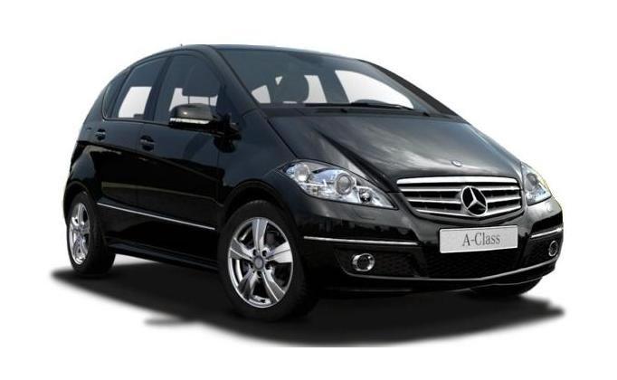 hire Mercedes-Class-A