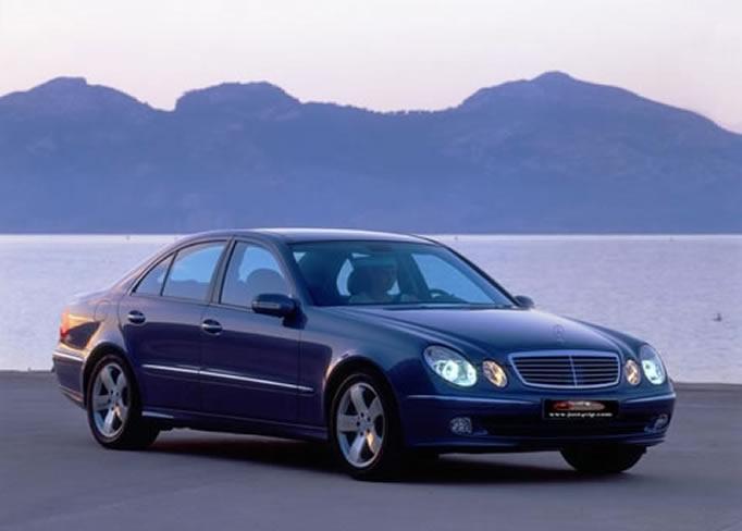 hire Mercedes-Class-E