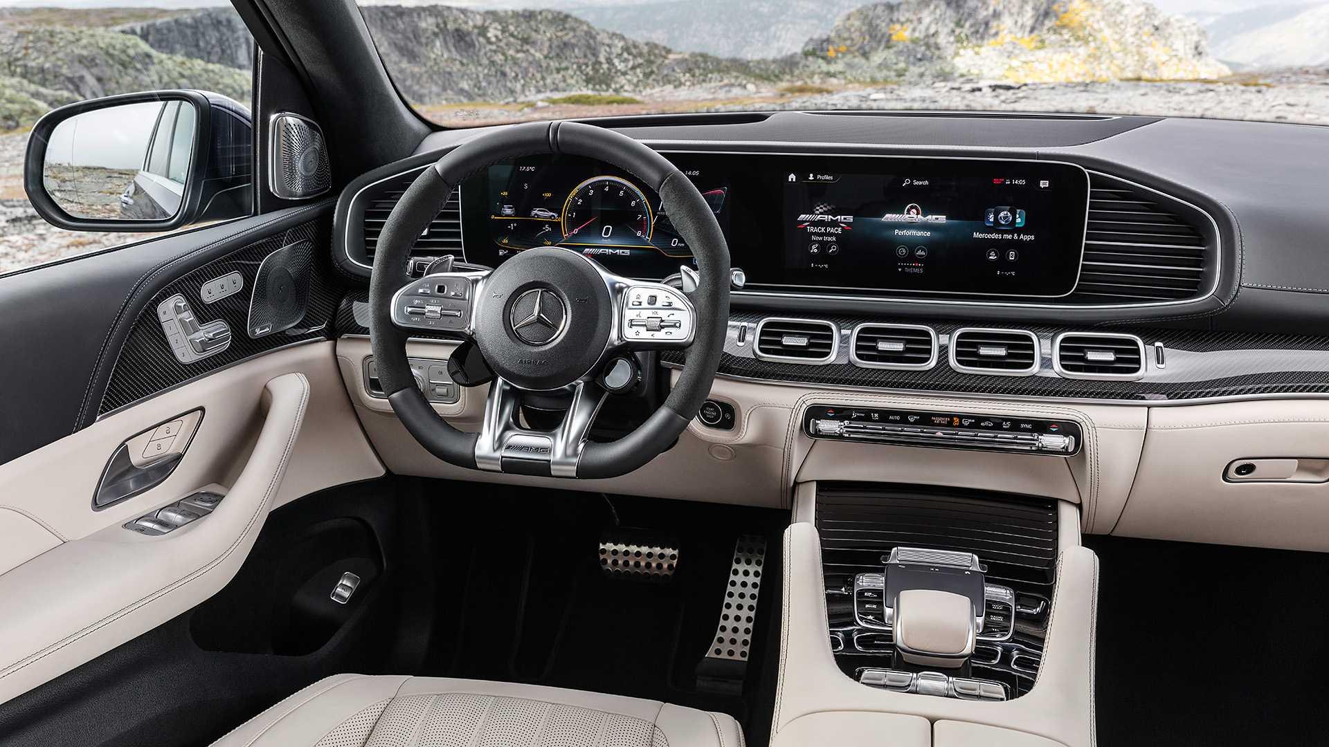 hire Mercedes-GLE-63AMG