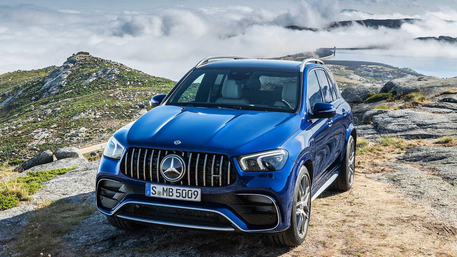 aluguel Mercedes-GLE-63AMG
