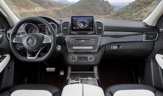 hire Mercedes-GLE