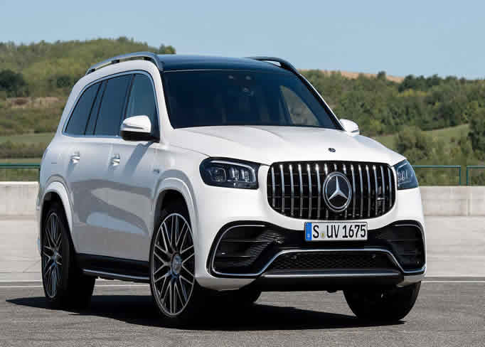 rent Mercedes-GLS-63AMG
