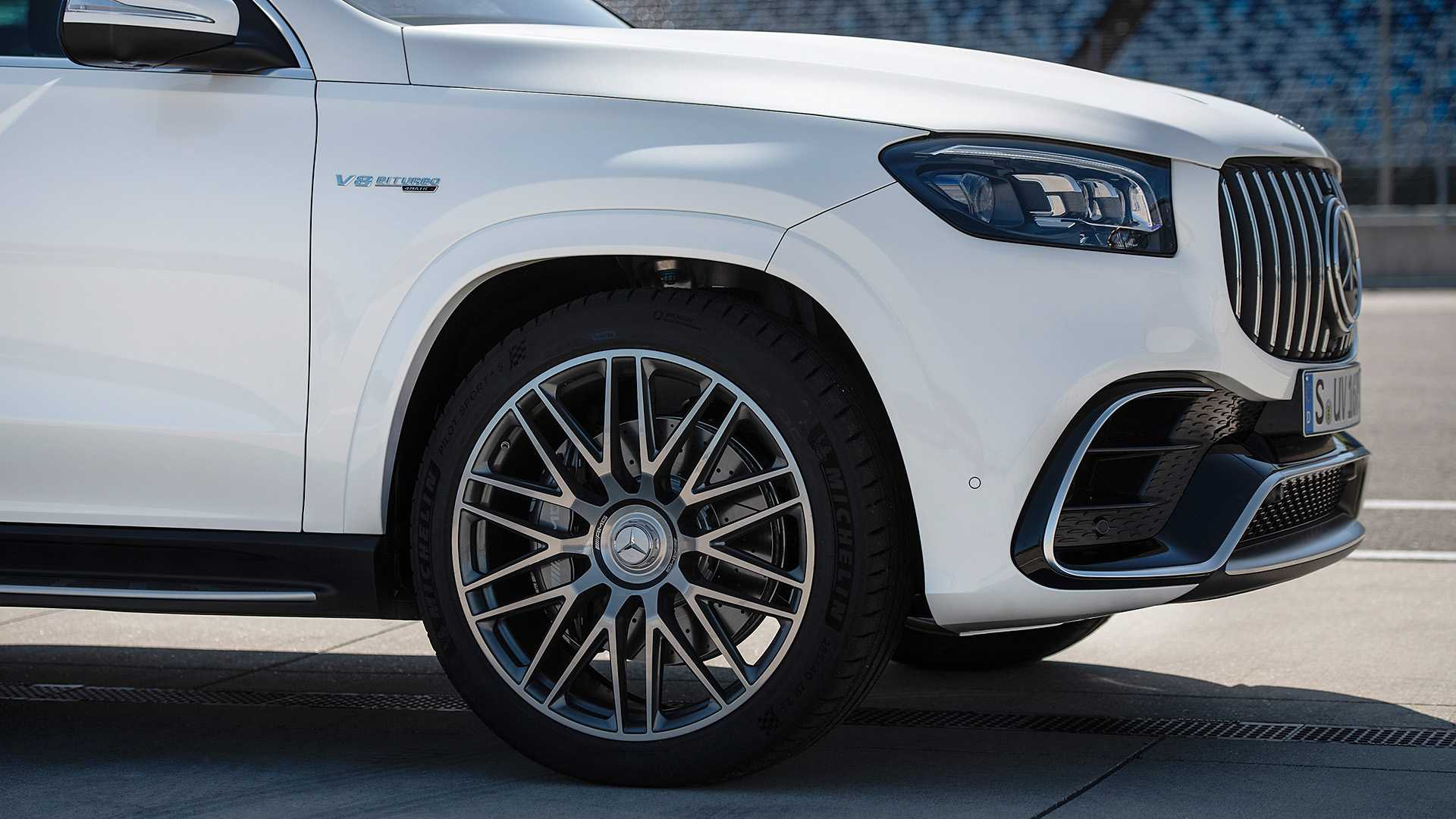 hire Mercedes-GLS-63AMG