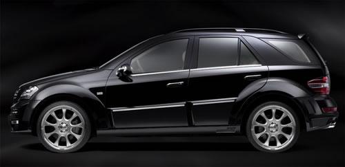 hire Mercedes-ML-500
