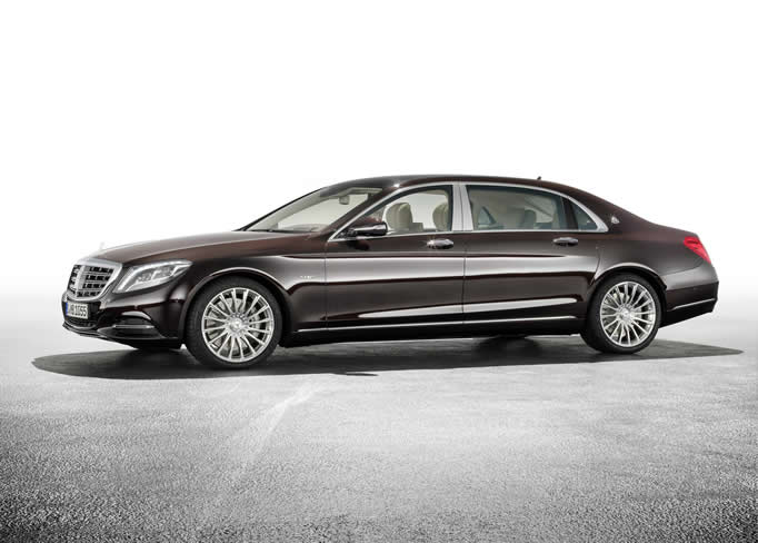 rent Mercedes-Maybach