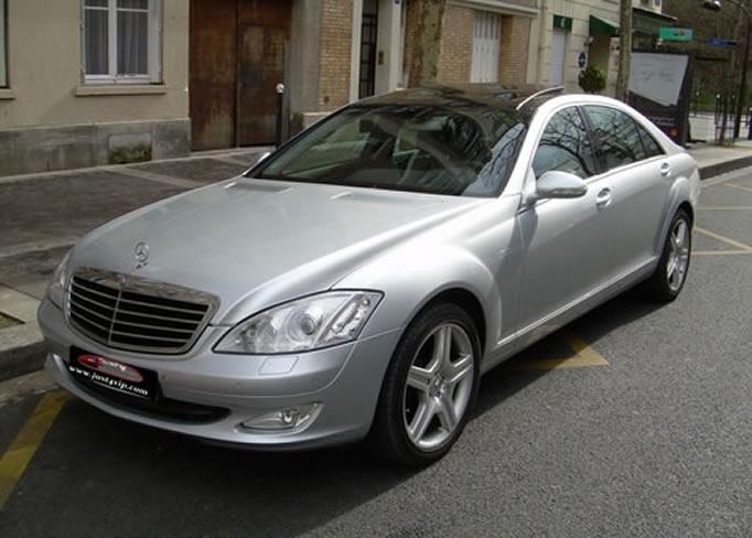 hire Mercedes-S-350L