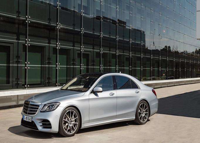 hire Mercedes-S-600L