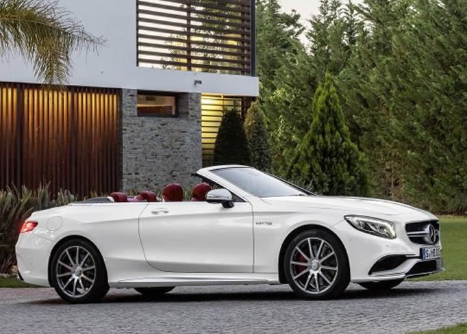 rent Mercedes-S-Class-Convertible