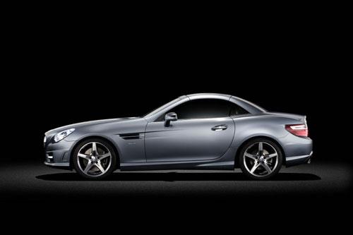 hire Mercedes-SLK-350