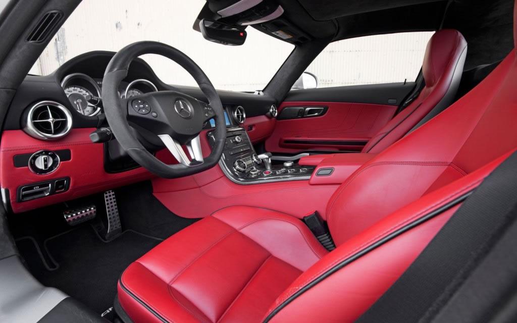 hire Mercedes-SLS