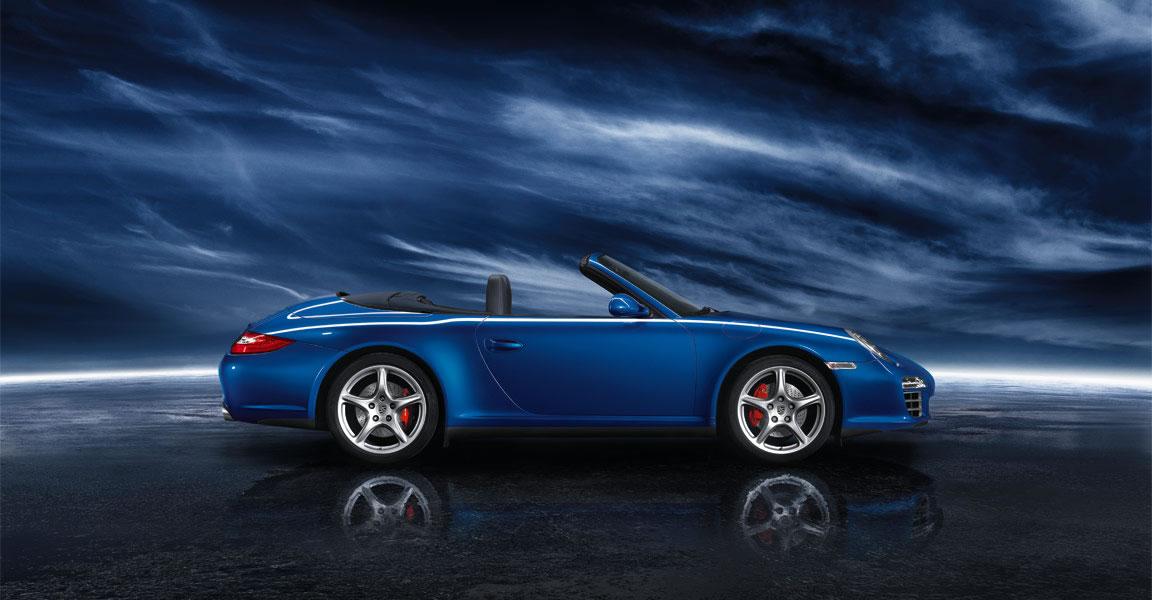 louer Porsche  Carrera S Cb