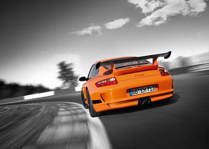 Louer une Porsche-997-GT3