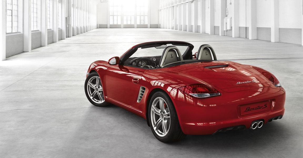 hire Porsche-Boxter