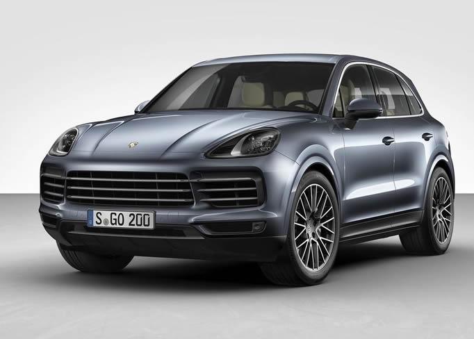rent Porsche-Cayenne-S