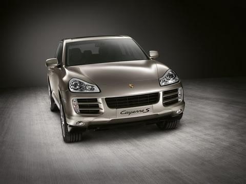hire Porsche-Cayenne-S