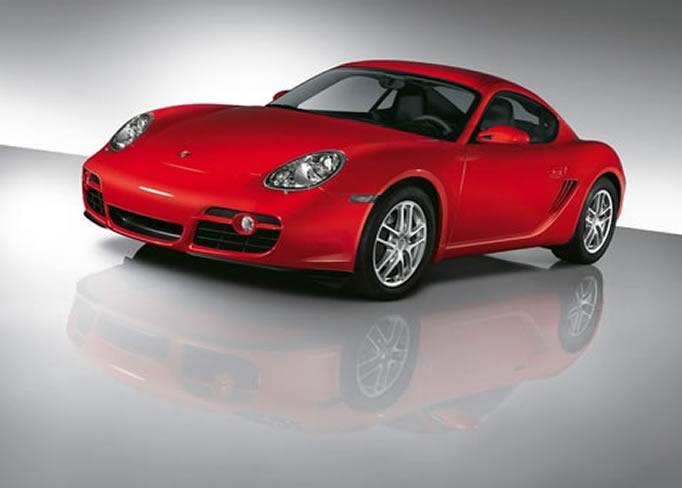 Louer une Porsche-Cayman-S