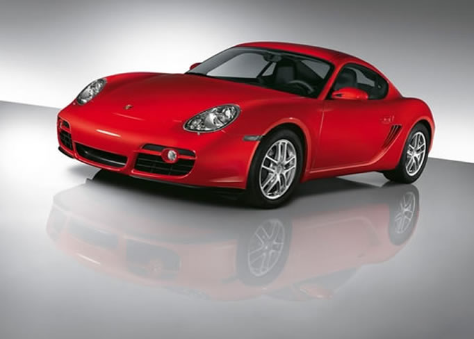 hire Porsche-Cayman-S