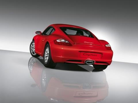 louer Porsche Cayman S