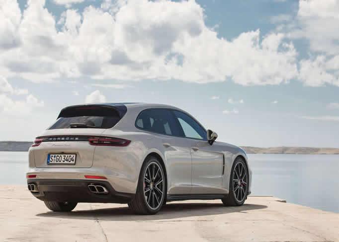 hire Porsche-Panamera