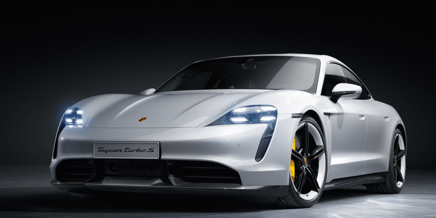 aluguel Porsche-Taycan