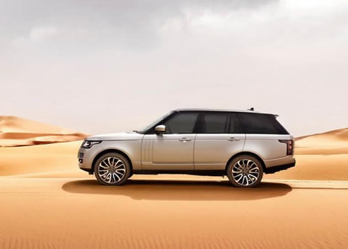 Louer une Range-Rover-Autobiography