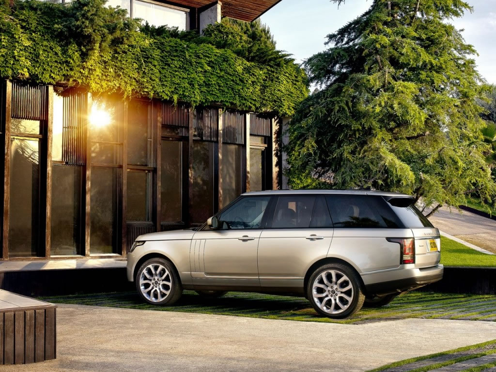 hire Range-Rover-Autobiography