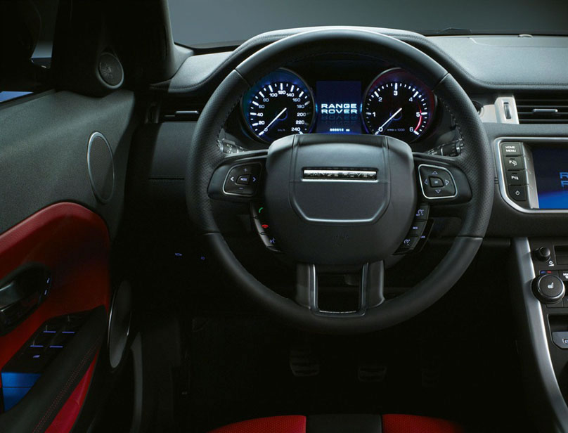 hire Range-Rover-Evoque