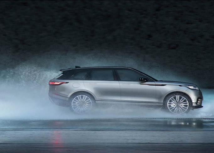 Rent Range Rover Velar