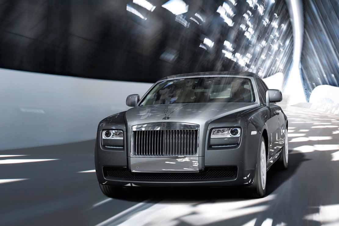 hire Rolls-Royce-Ghost