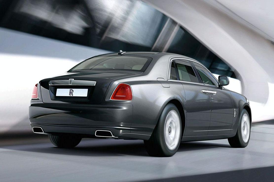 hire Rolls-Royce-Ghost