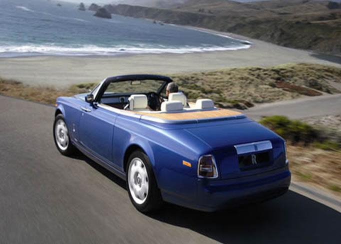 hire Rolls-Royce-Phantom-Droph