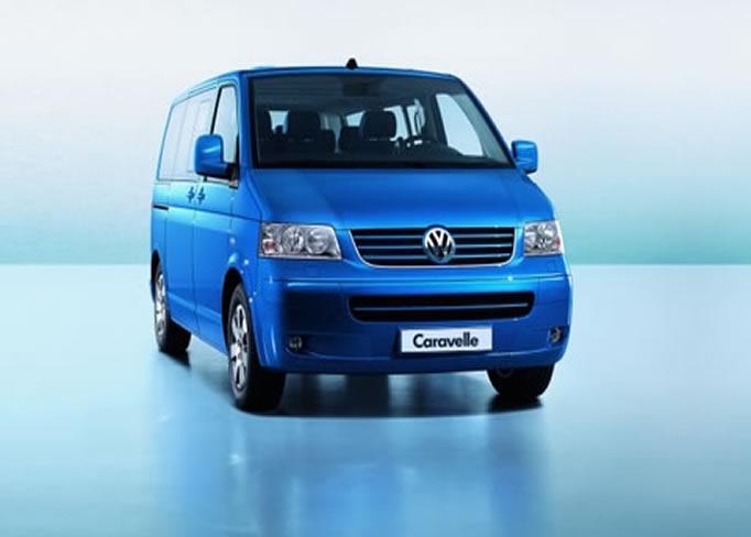 rent VW-Caravelle