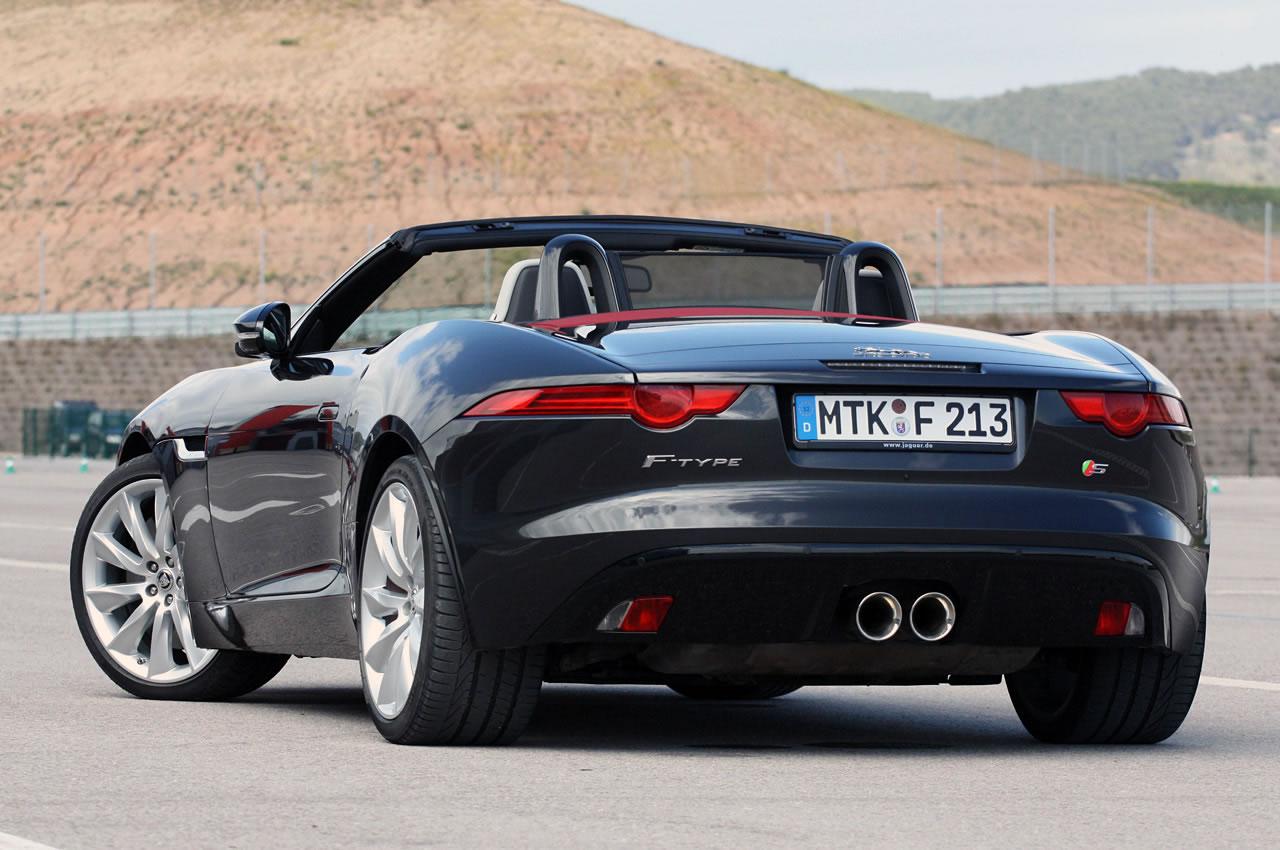 hire jaguar-F-Type