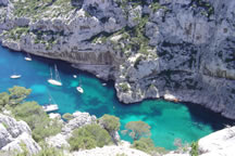 Rent sport car in Cassis