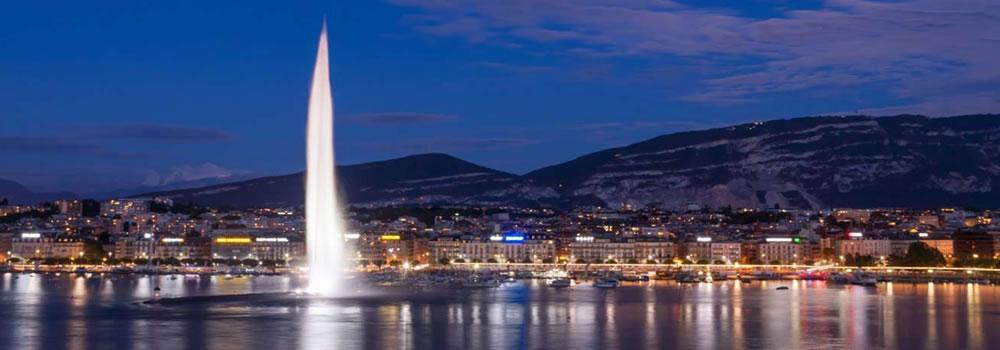 Geneva luxury car rental