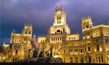 Madrid luxury car rental