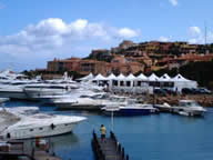 Porto_cervo luxury car rental